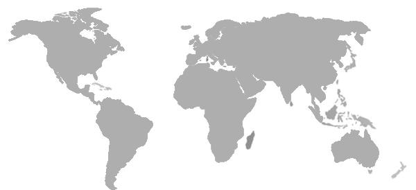 WebCreationStudio - World Map