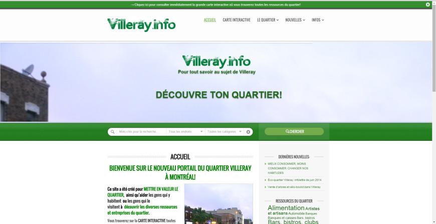 Villeray.info