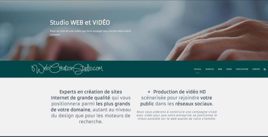 Web Création Studio